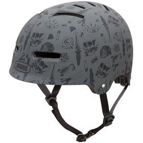 Nutcase Dark Zone Matte Helmet
